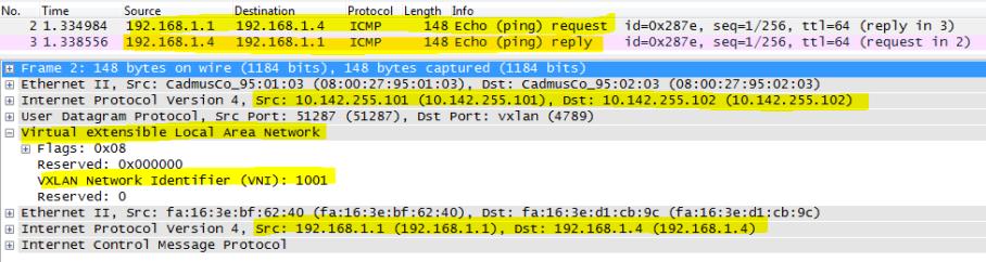 VXLAN-VM-Unicast-ICMP